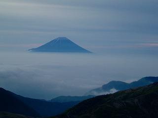 百名山の富士山